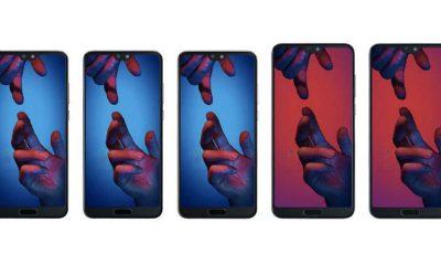 Huawei P20 dan P20 Pro 400x240