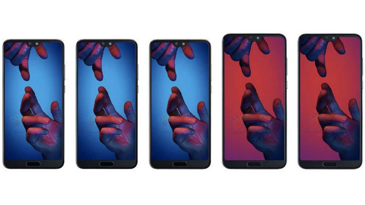 Huawei P20 dan P20 Pro