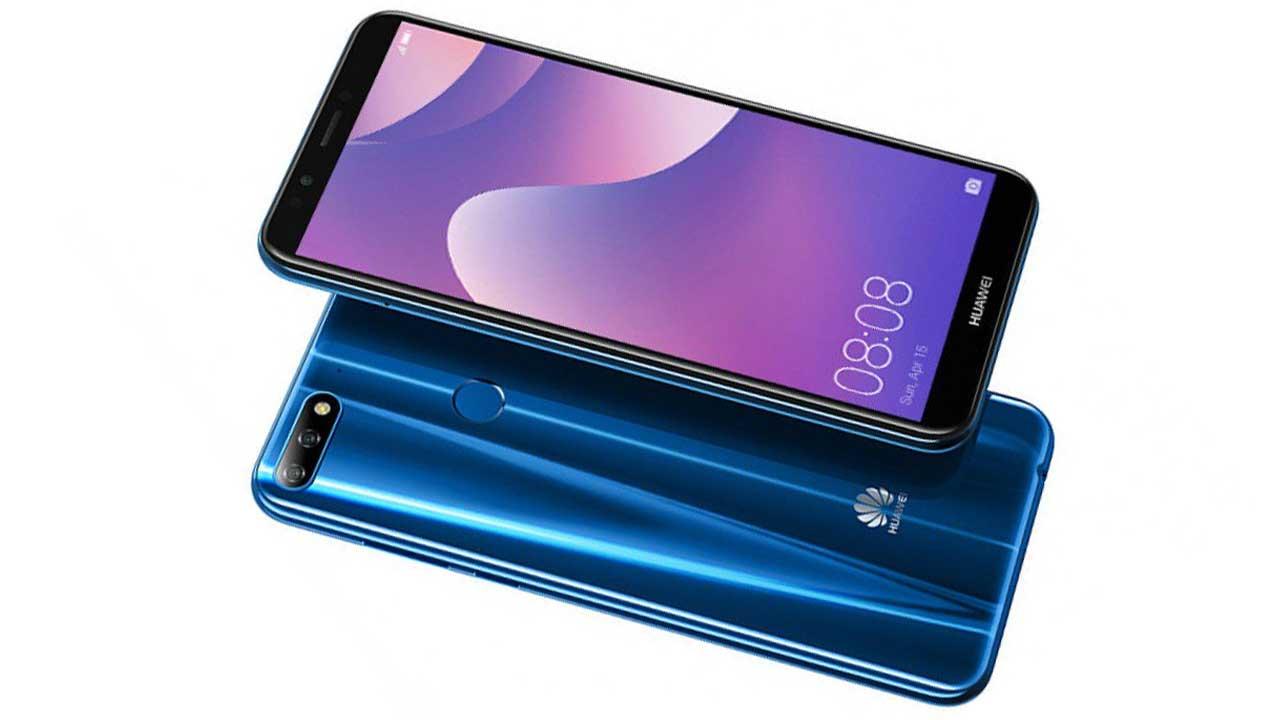 Huawei Y7 Prime 2018 Header