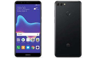 Huawei Y9 2018 400x240