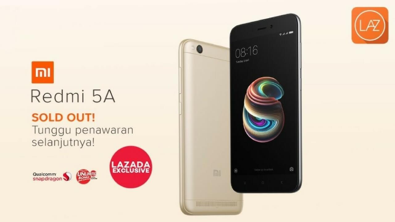 Lazada Flash Sale Xiaomi