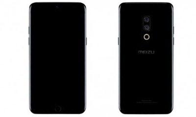 Meizu Kamera Bawah Layar Smartphone 400x240