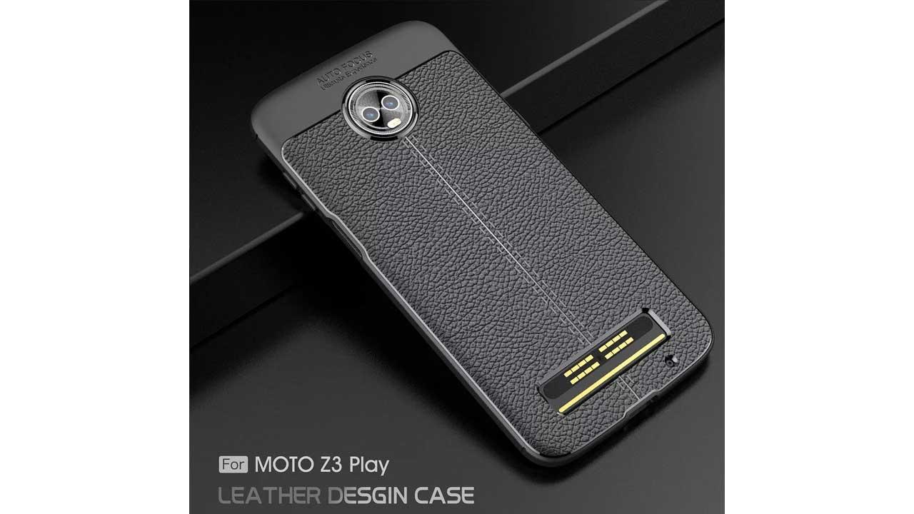 Moto Z3 Play 1