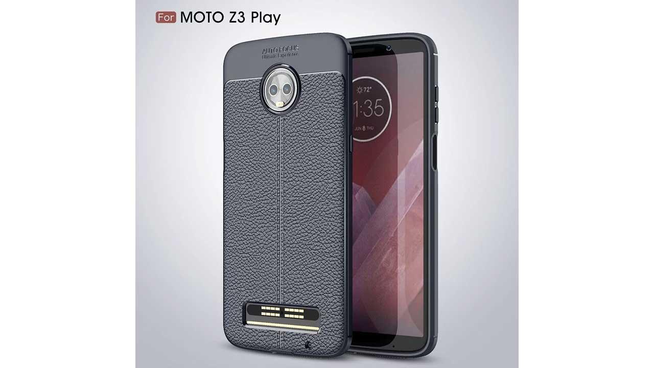 Moto Z3 Play 2