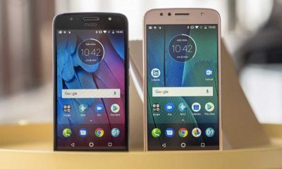 Motorola G6 dan E5 Series 400x240