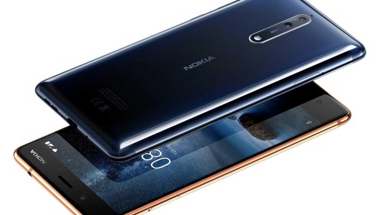 Nokia 8 Sirocco 1