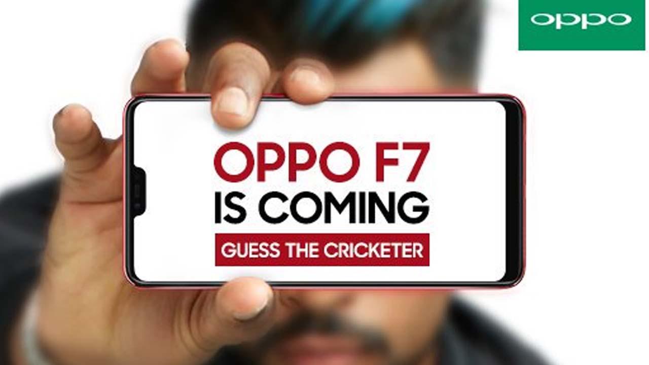 OPPO F7 Leak Header