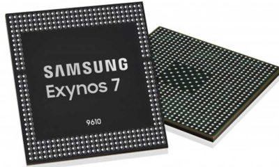 Samsung Exynos 9610 400x240