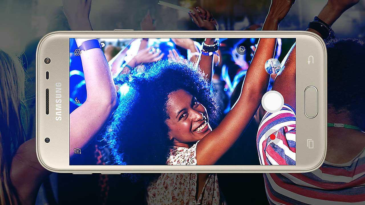 Samsung Galaxy J3 Pro Leakerz