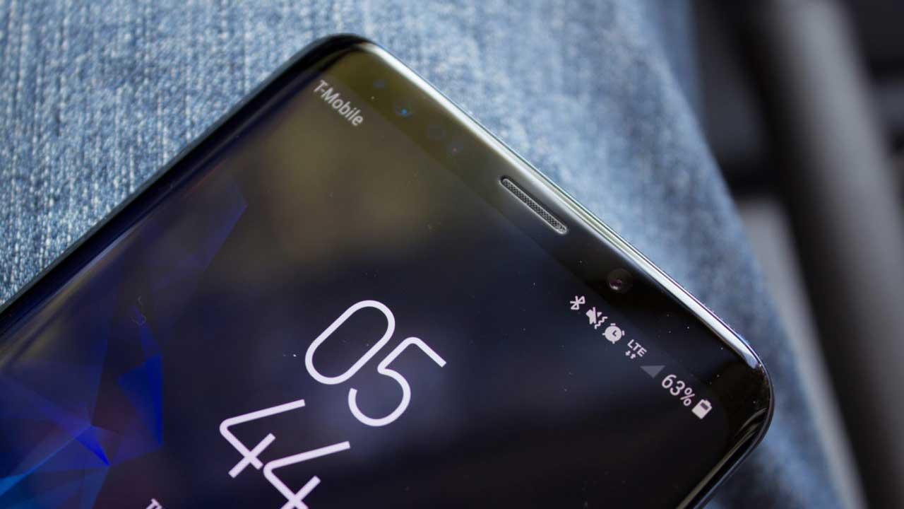 Samsung Galaxy S9 Headerz