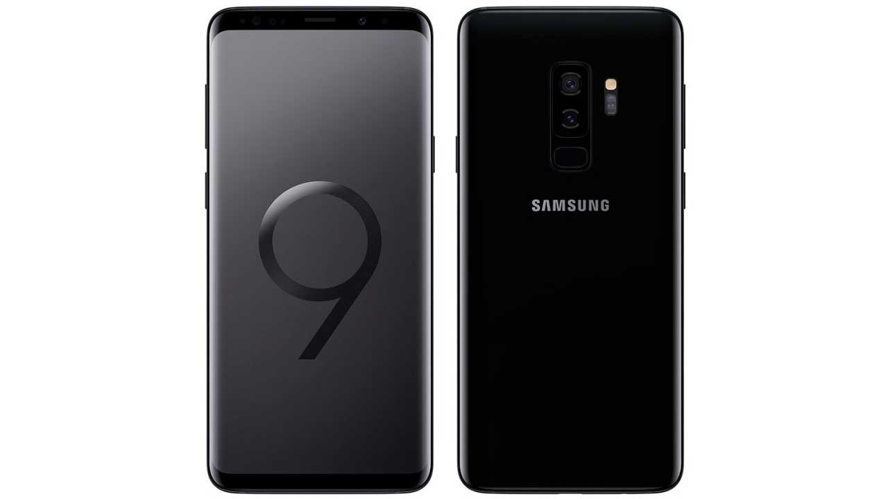 Samsung Galaxy S9 Plus sip 1