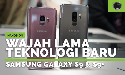 Samsung Galaxy S9 S9 plus 400x240