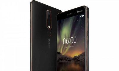 Smartphone Nokia 400x240