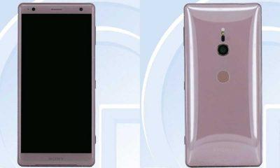 Sony Xperia XZ2 China Edition 400x240