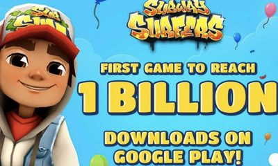 Subway Surfers 400x240