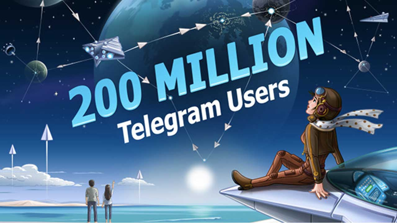 Telegram Active User