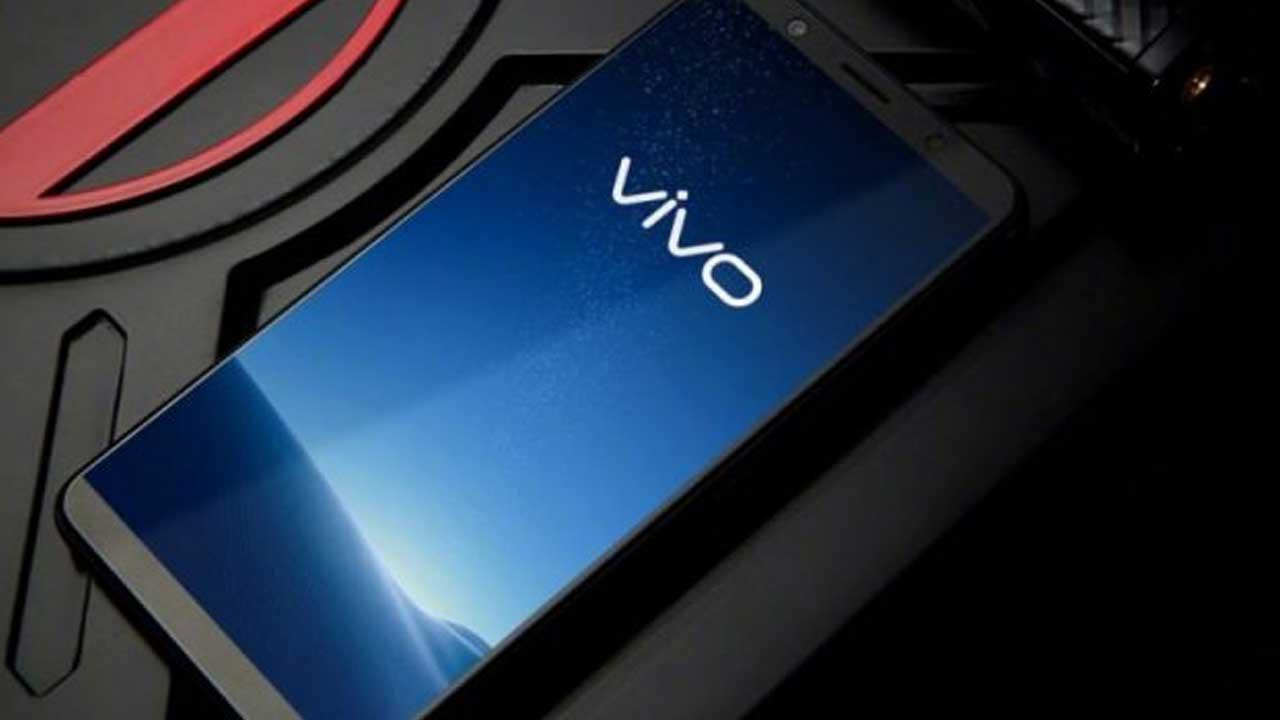 Vivo Fullscreen Smartphone
