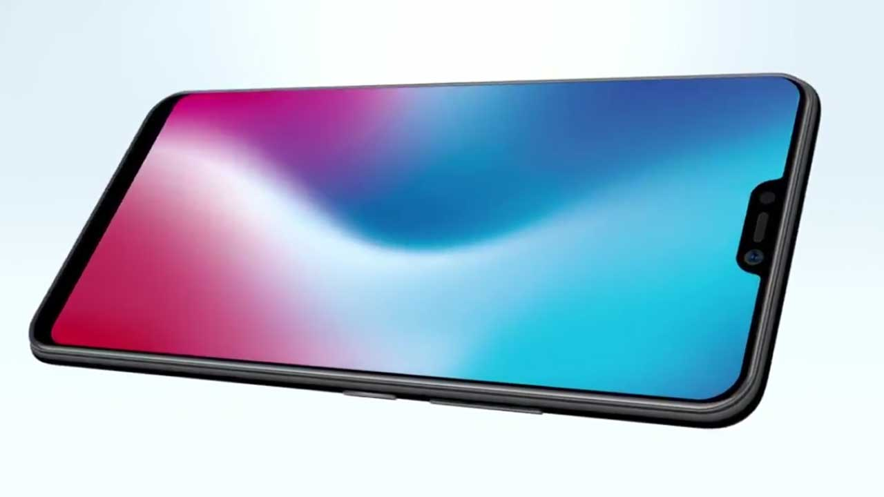 Vivo Notch Smartphone