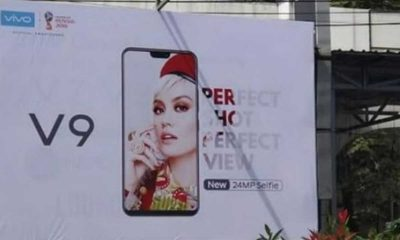 Vivo V9 Billboard 24 MP 400x240