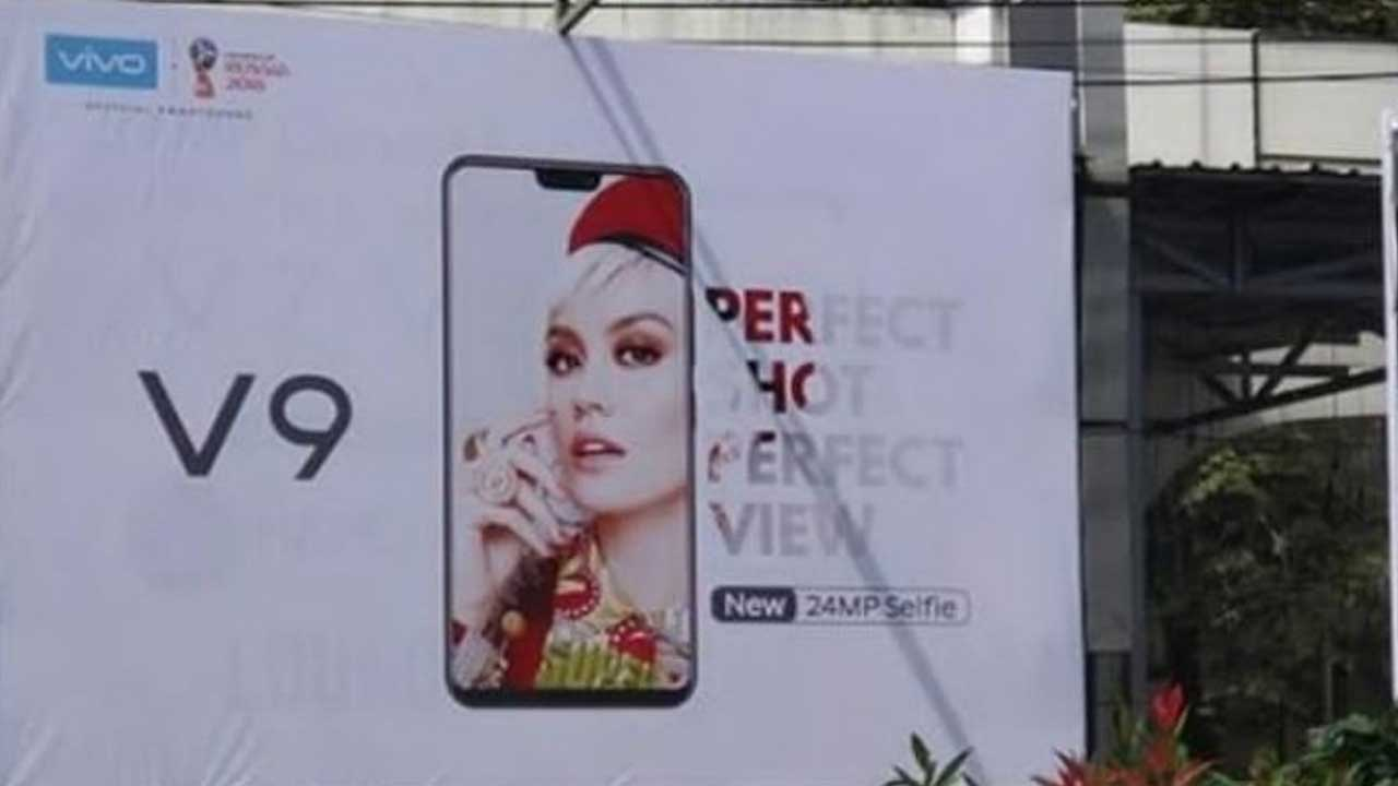 Vivo V9 Billboard 24 MP