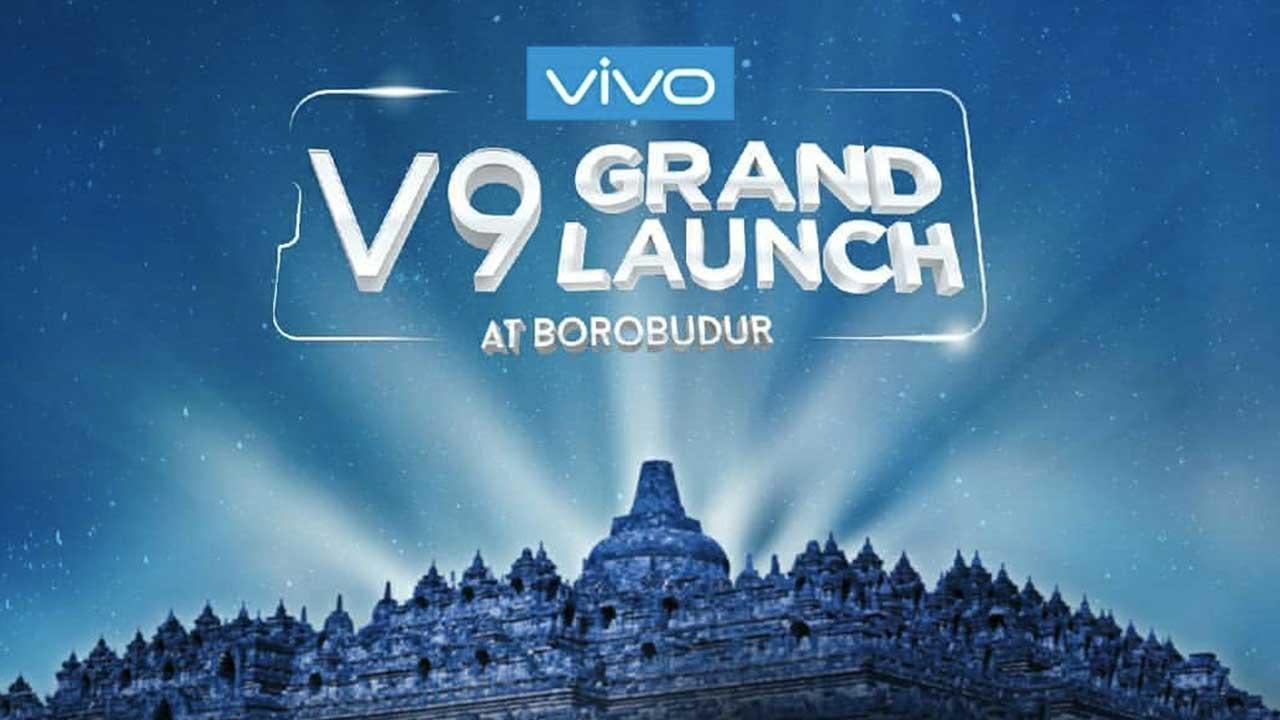 Vivo V9 Borobudur