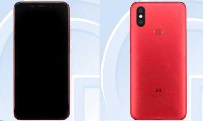 Xiaomi Mi 6X TENAA 400x240