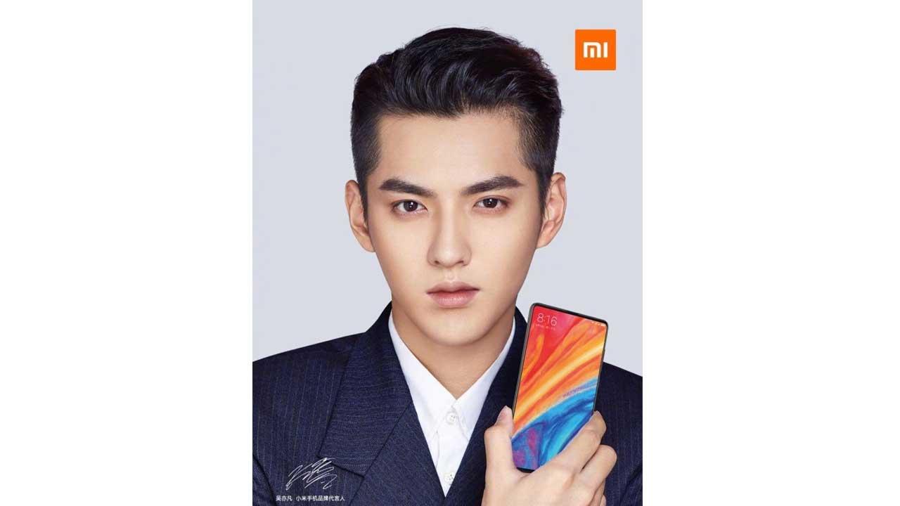 Xiaomi Mi MIX 2S Ambassador