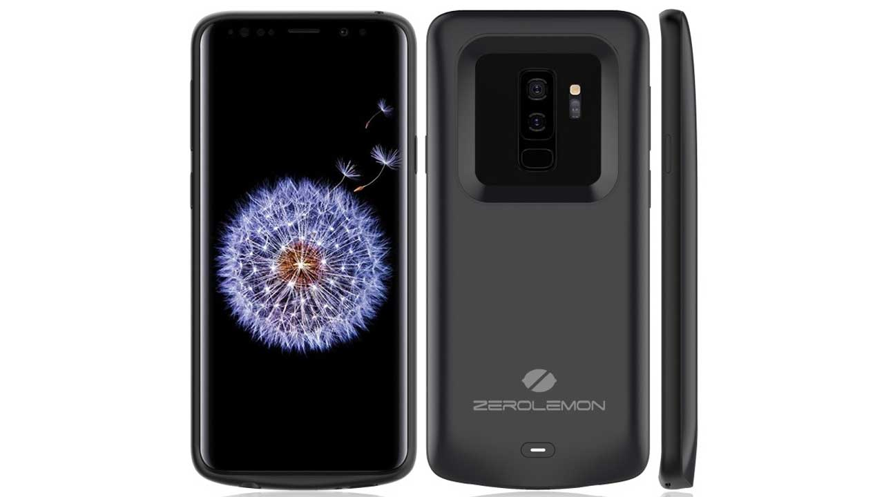 ZeroLemon 5200 mAh Galaxy S9 Plus
