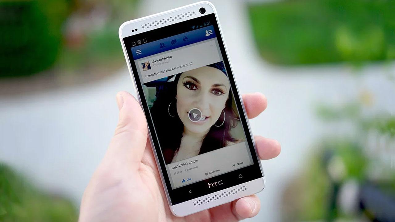 cara download video facebook banner