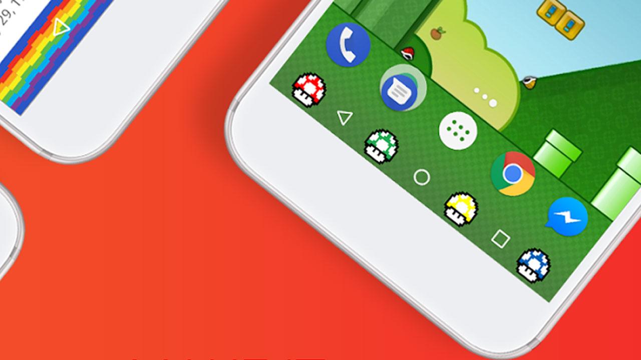 cara mempercantik navbar di android banner