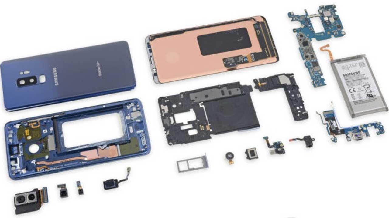 iFixit Galaxy S9 2