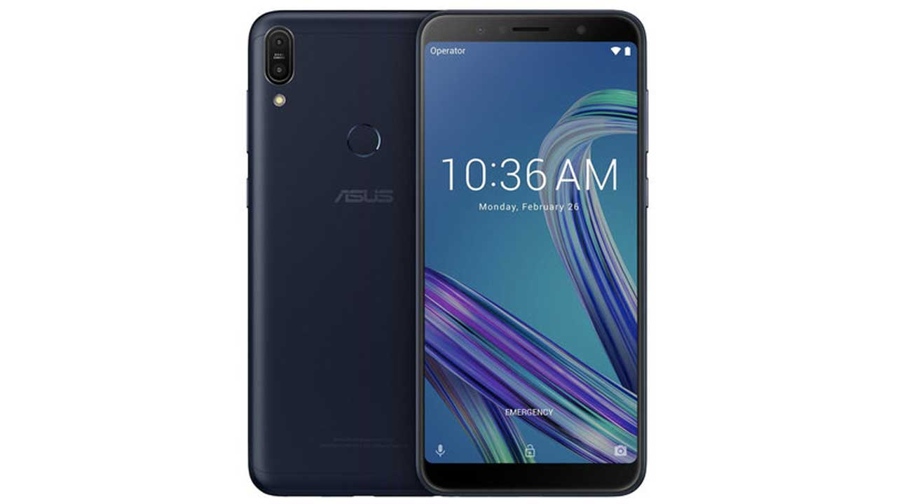 Image result for ASUS ZenFone Max Pro (M1) ZB602KL