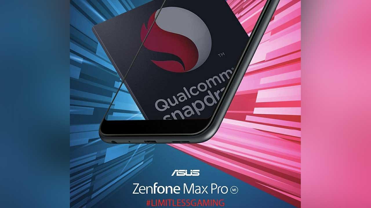 ASUS ZenFone Max Pro M1 2 1
