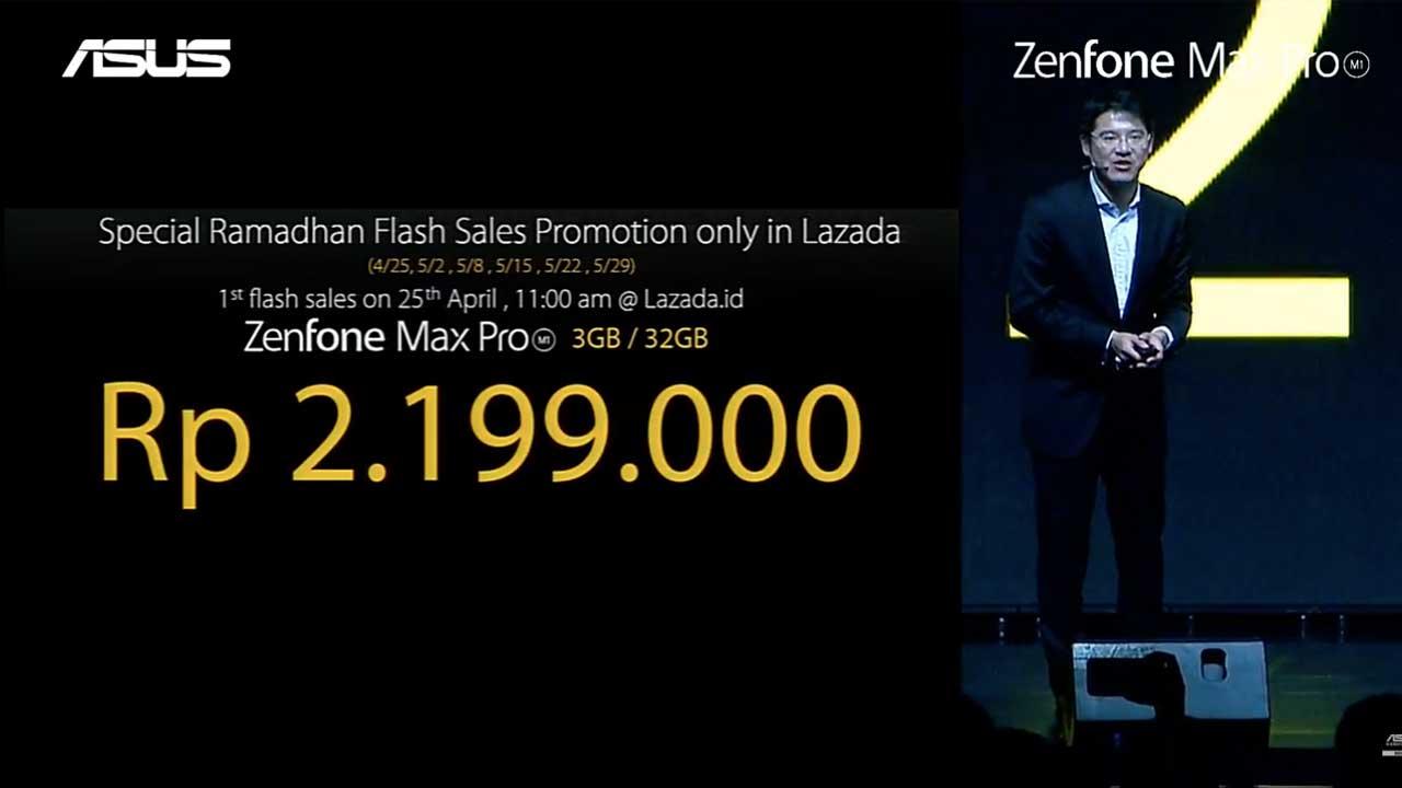 ASUS ZenFone Max Pro M1 Launch 1