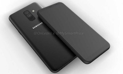 Galaxy A6 dan A6 Render Video 400x240
