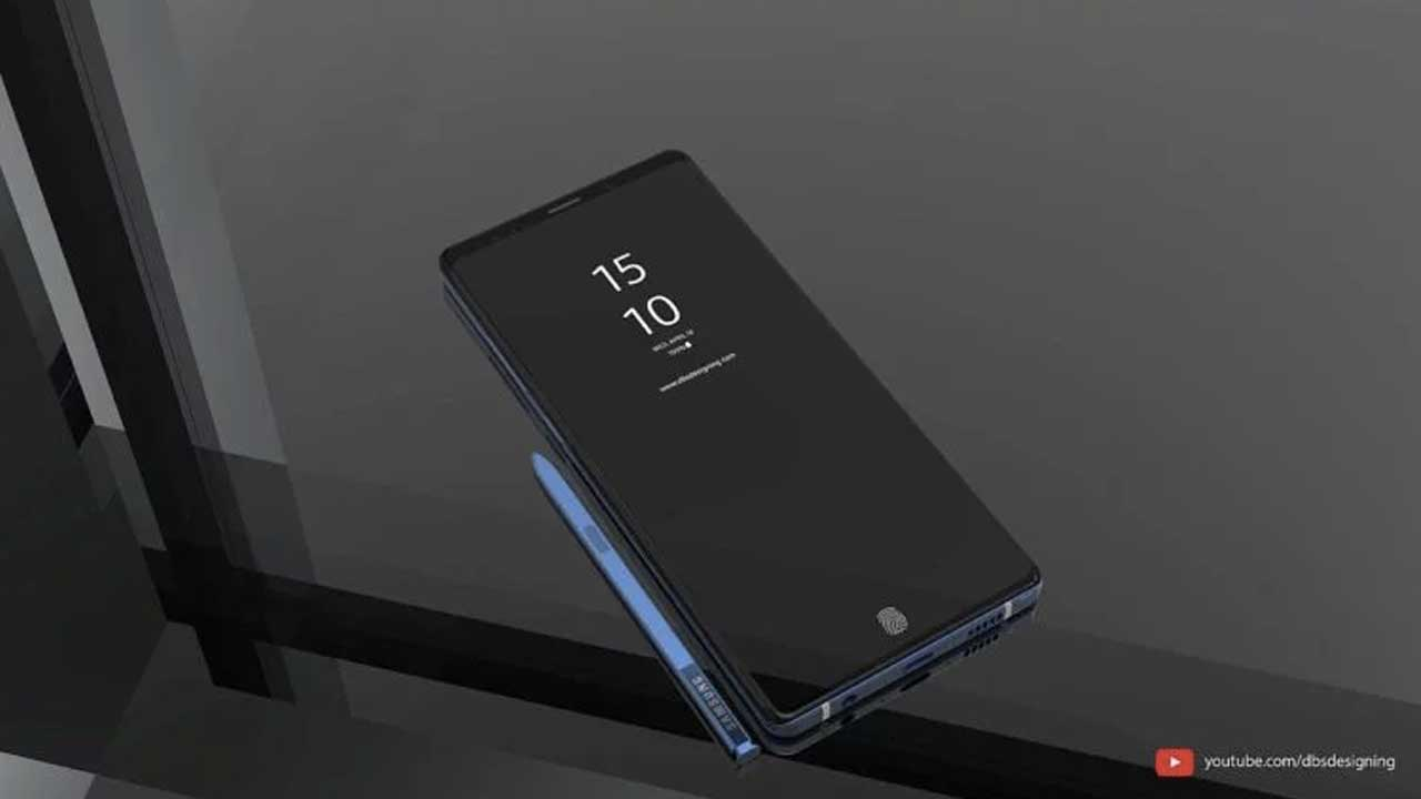 Galaxy Note9 DBS 2