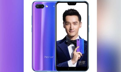 Honor 10 Launch 400x240