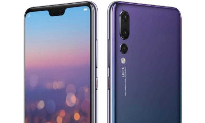 Huawei P20 Pro 4 400x240