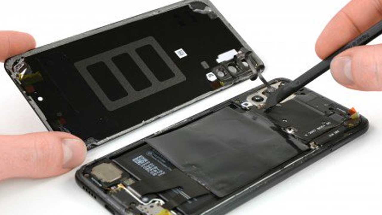 Huawei P20 Pro Teardown Header