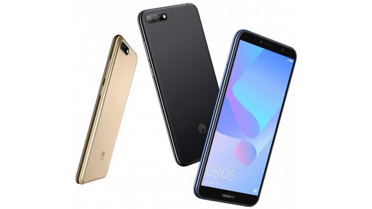 Huawei Y6 2018 All