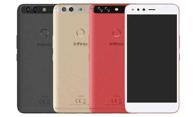 Infinix Zero 5 400x240