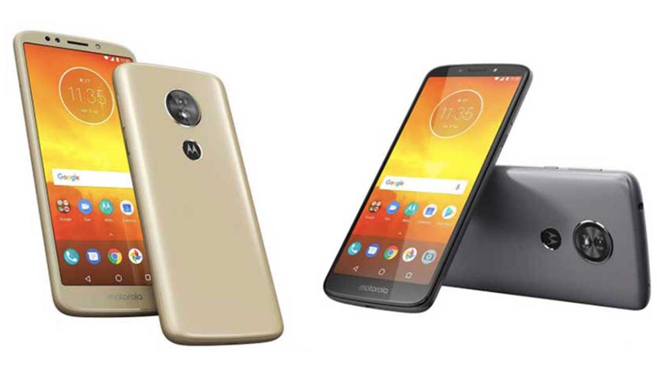 Motorola Moto E5 1