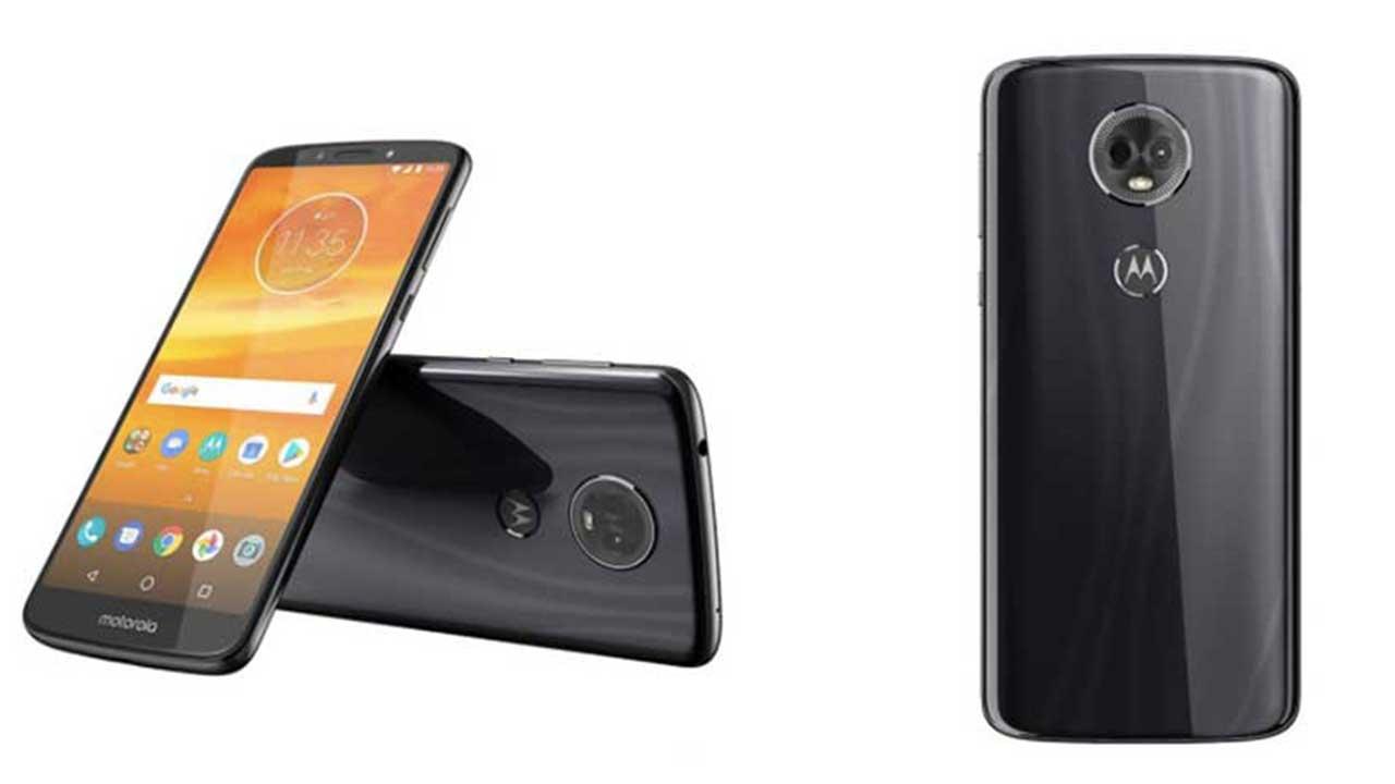 Motorola Moto E5 Plus 1