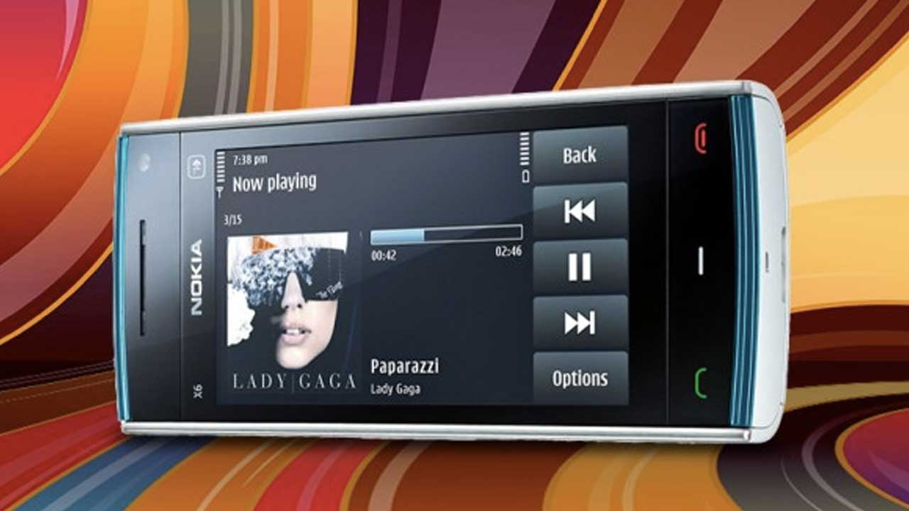 Nokia X6 Original