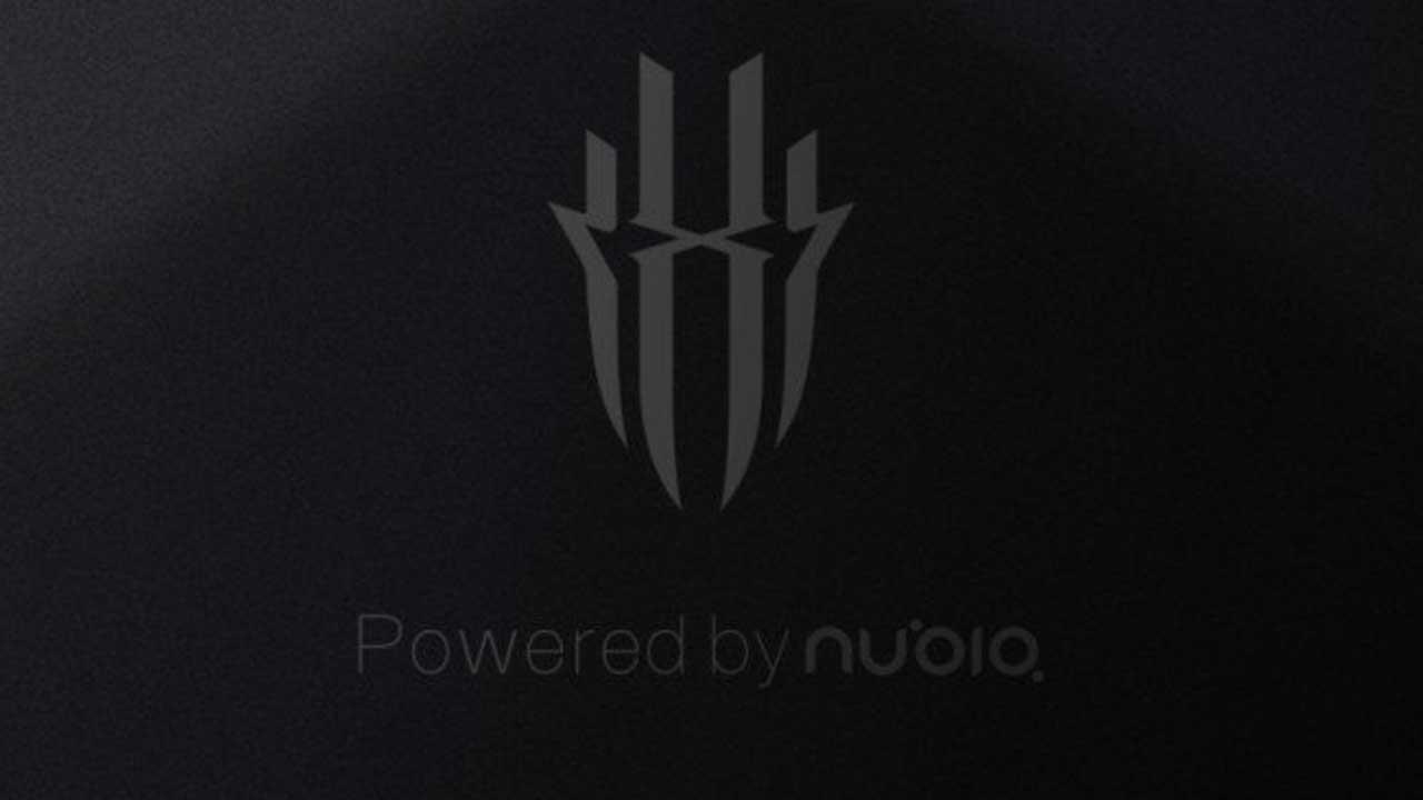 Nubia logo gaming