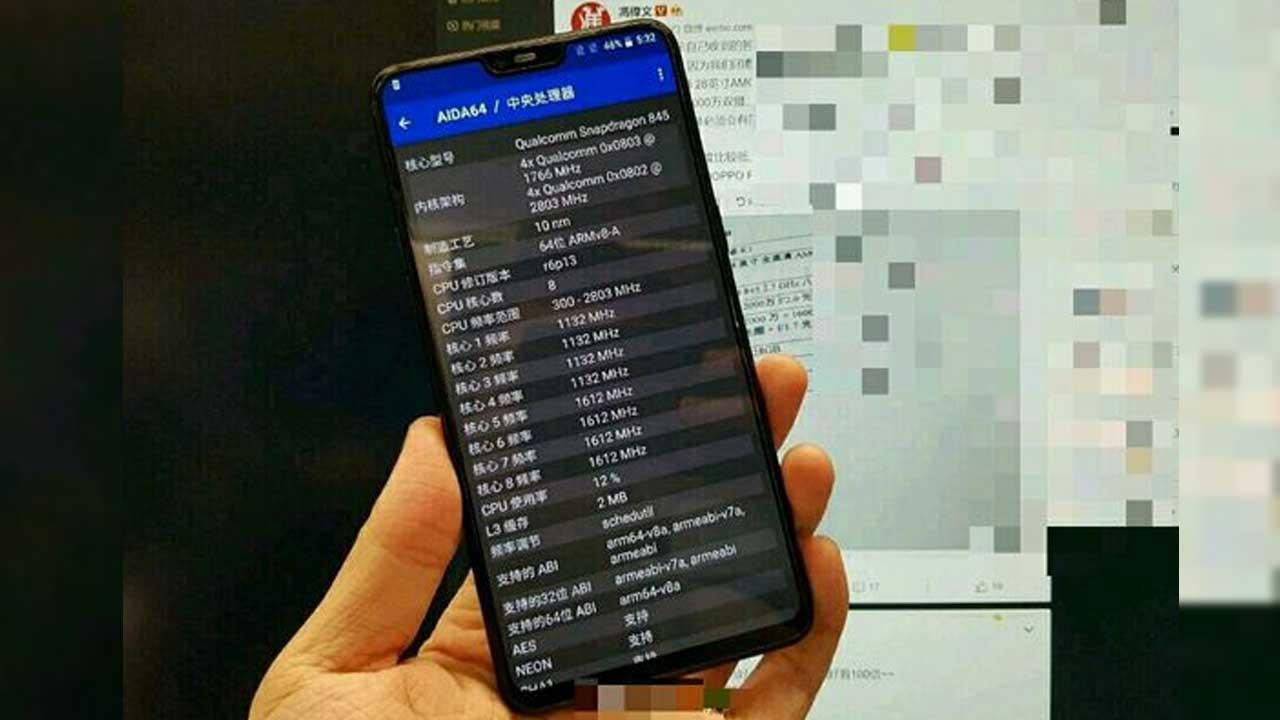 OnePlus 6 Leak ok