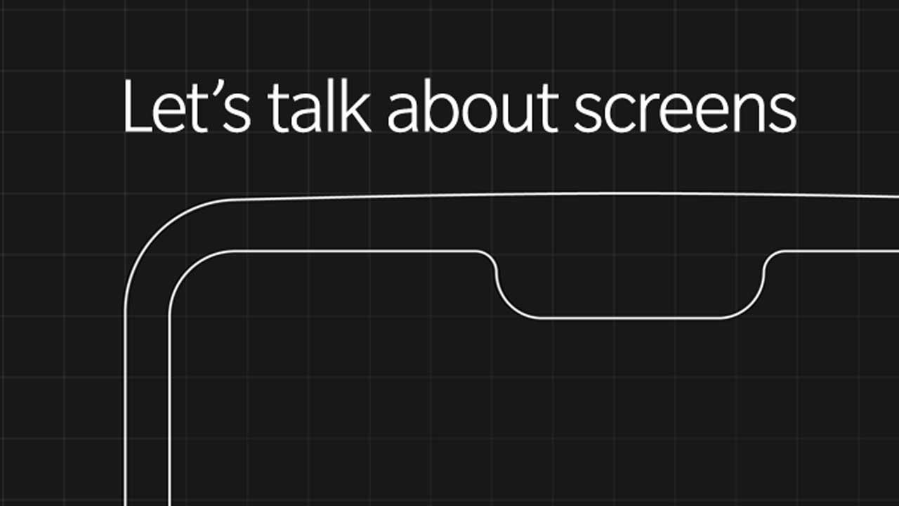 OnePlus 6 Notch 1