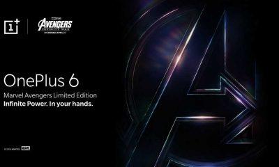 OnePlus Marvel 400x240