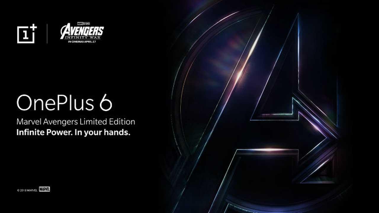 OnePlus Marvel