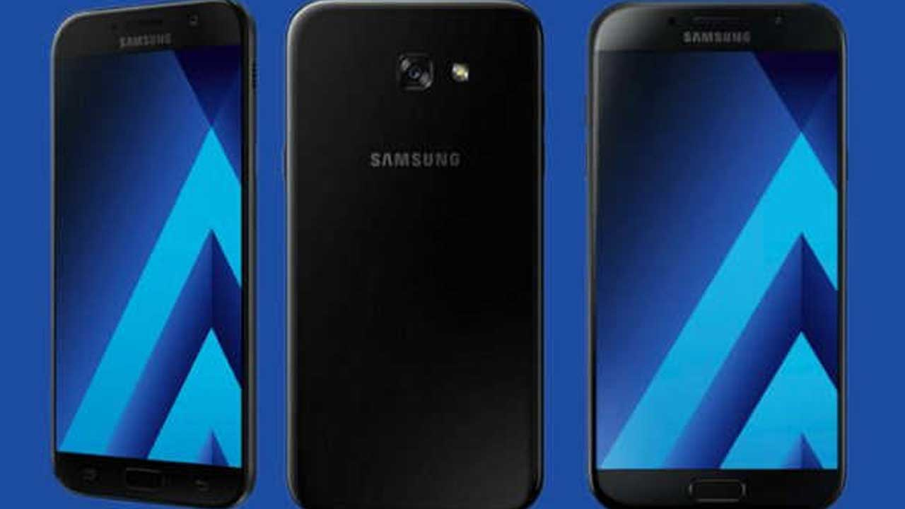 Samsung Galaxy A Leak